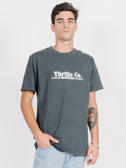Speedline Merch Fit Tee - Merch Black