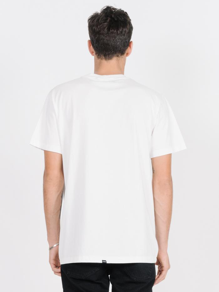 Never Broken Merch Fit Tee - Dirty White