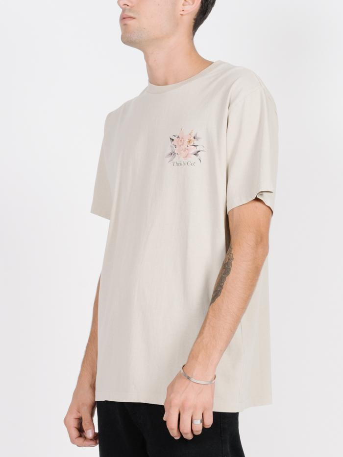 Paradise Born Merch Fit Tee - Peyote