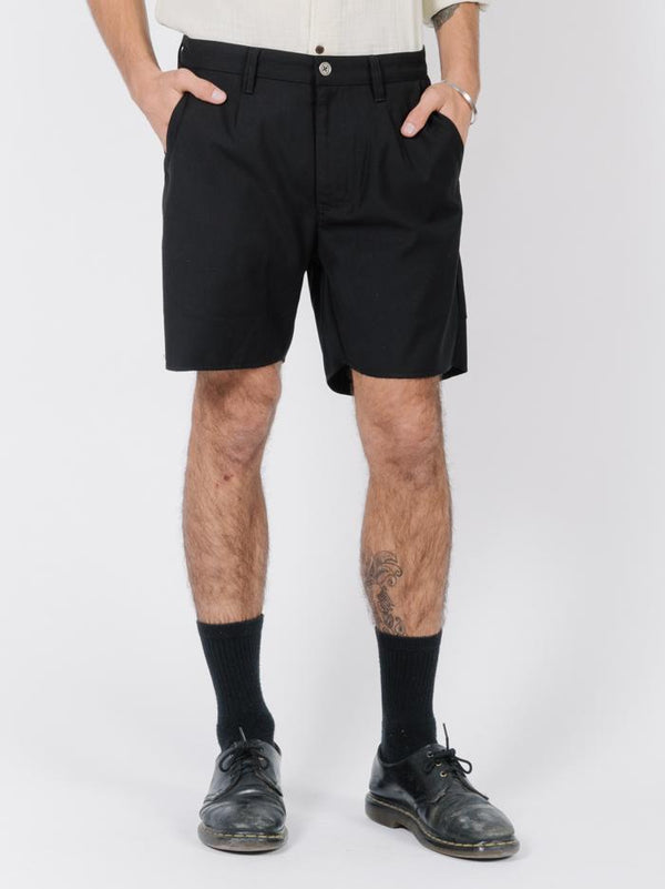 Non-Sense Chino Short - Black