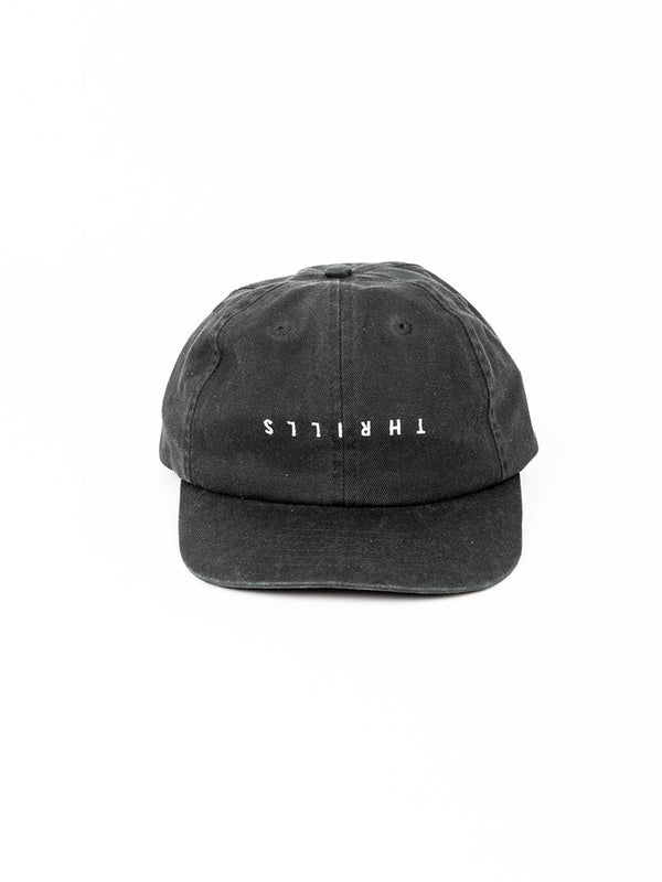 Minimal Thrills Cap - Merch Black