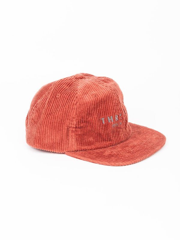 Palmed Thrills Cap - Rocker Red
