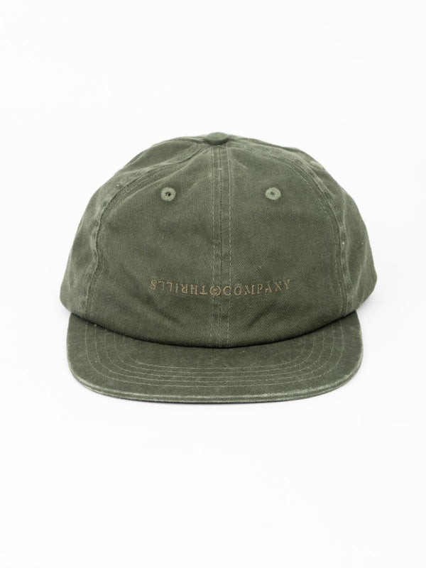 Stencil Cap - Army Green