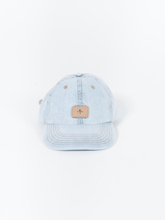 Wasted Denim Cap - Wasted Blue