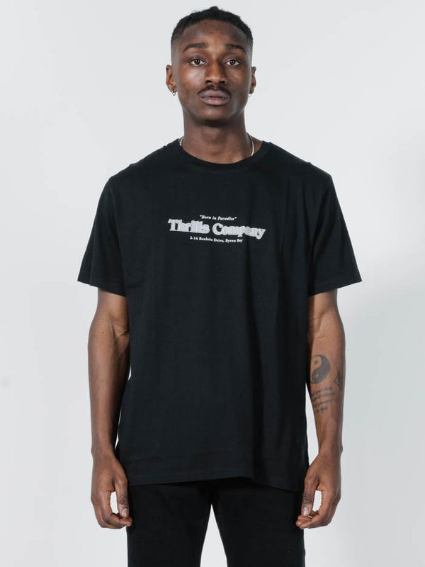 Company Pinline Merch Fit Tee - Black