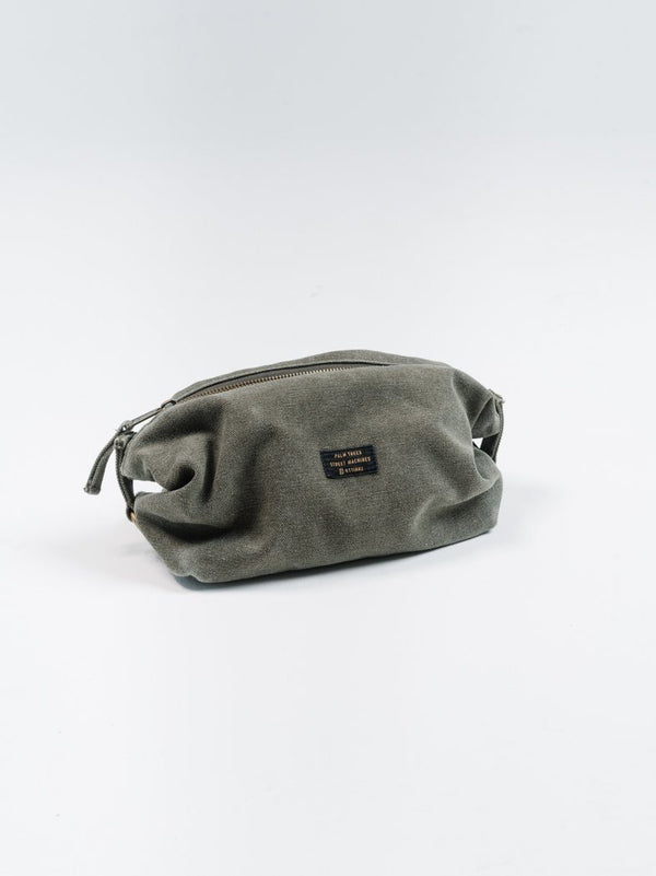 Legion Wash Bag - Ivy Green