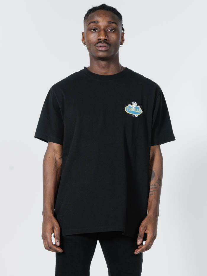 Never Not Broken Merch Fit Tee - Black