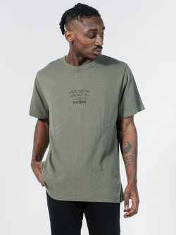 Legion Tee - Ivy Green