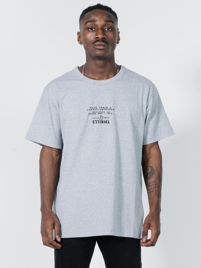 Legion Tee - Grey Marle