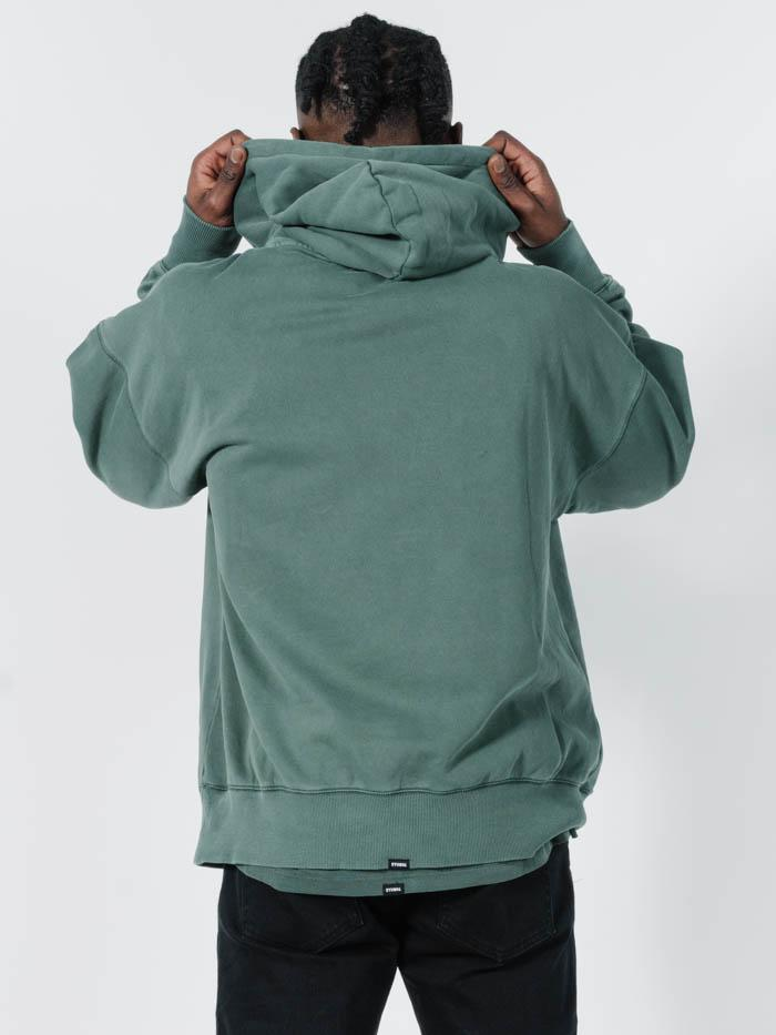 Fanatic Slouch Pull On Hood - Sycamore