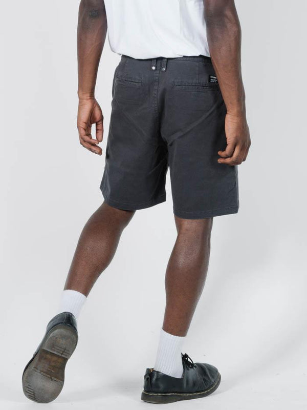 Base Chino Short - Ebony