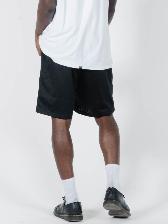 Mayhem Mesh Short - Black
