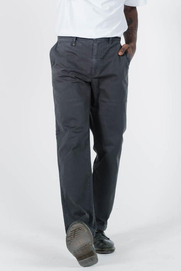 Base Chino Pant - Ebony