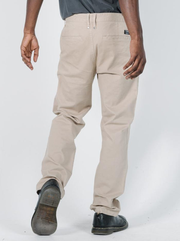 Base Chino Pant - Oxford Tan