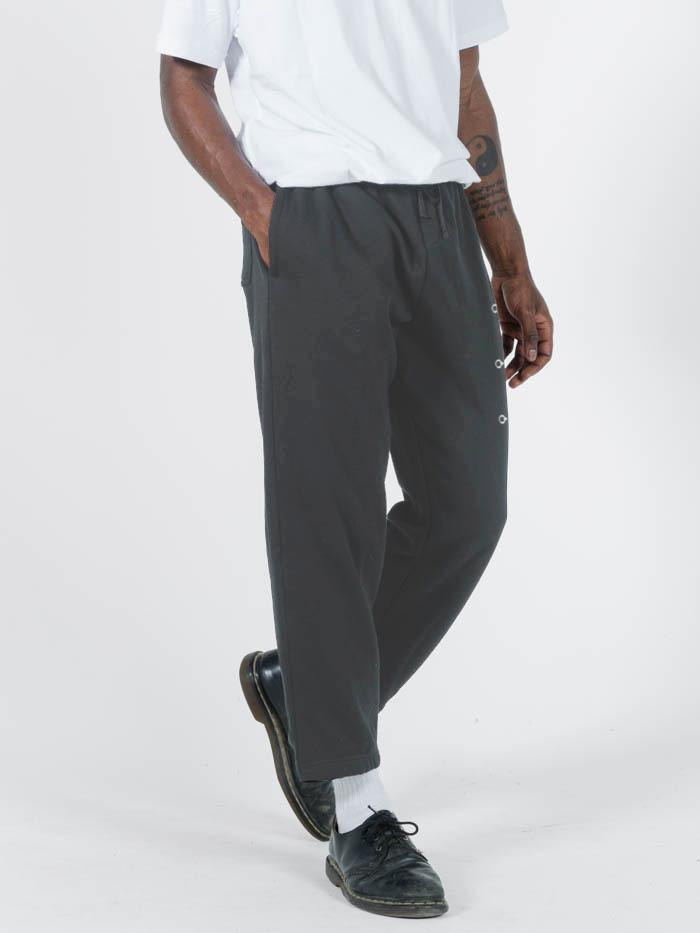Mayhem Chopped Elastic Surf Pant - Merch Black