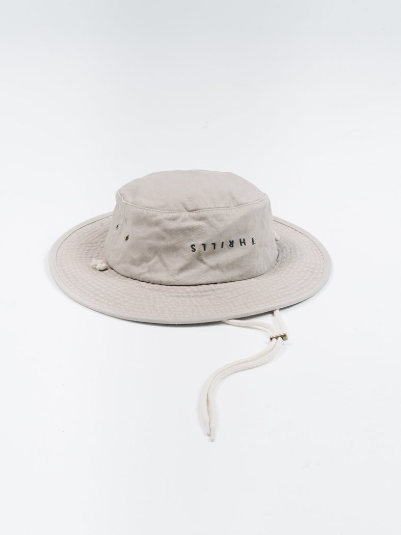 Minimal Thrills Boonie Hat - Oxford Tan