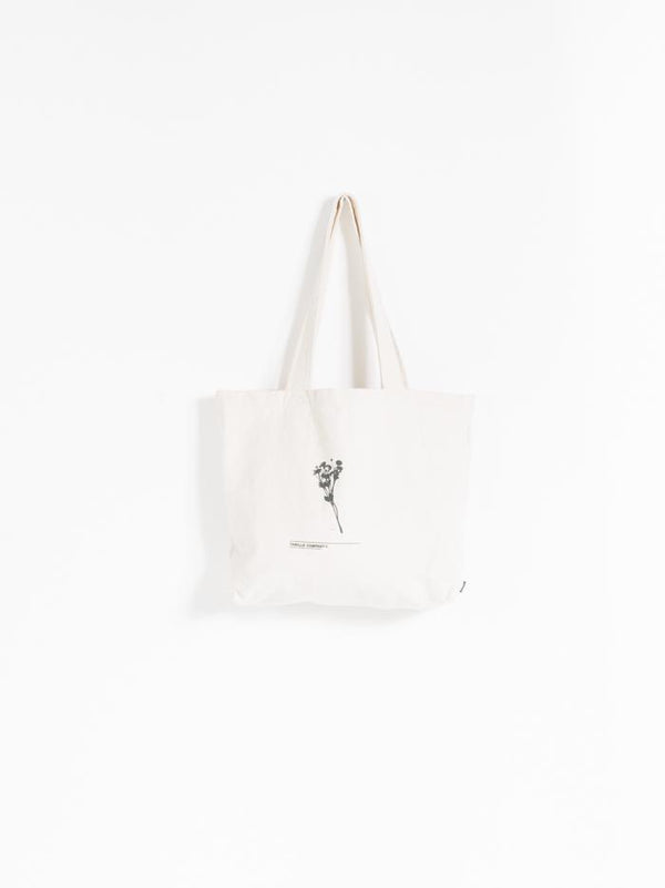 Posy Tote - Unbleached