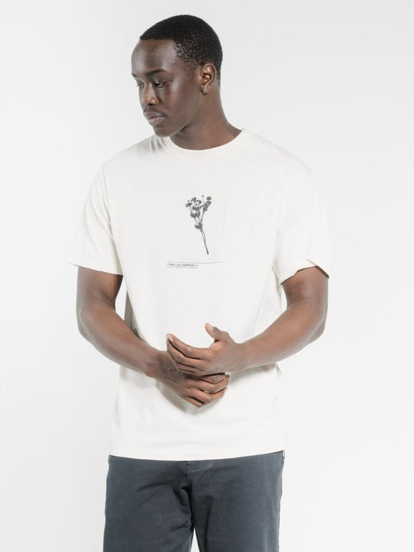 Posey Merch Fit Tee - Heritage White