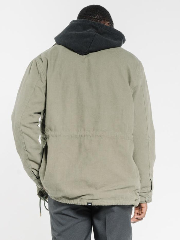 Formation Jacket - Army Green