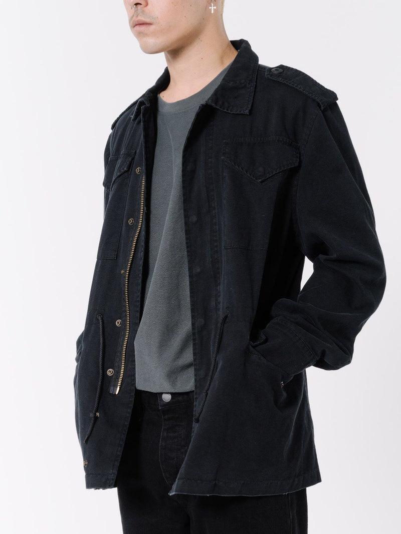 Surplus Field Jacket - Vintage Black