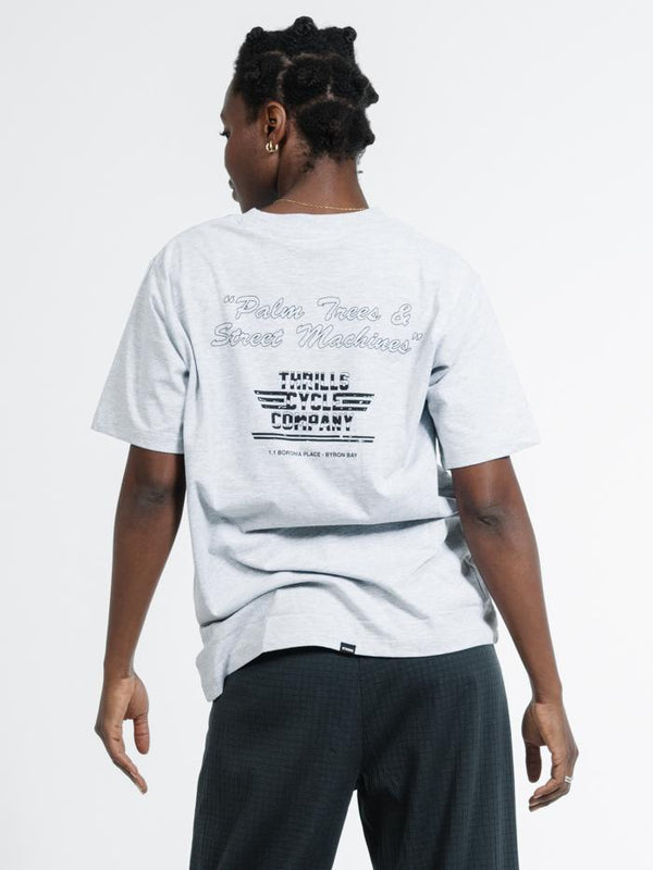 Rattler Merch Fit Tee - Vintage Marle