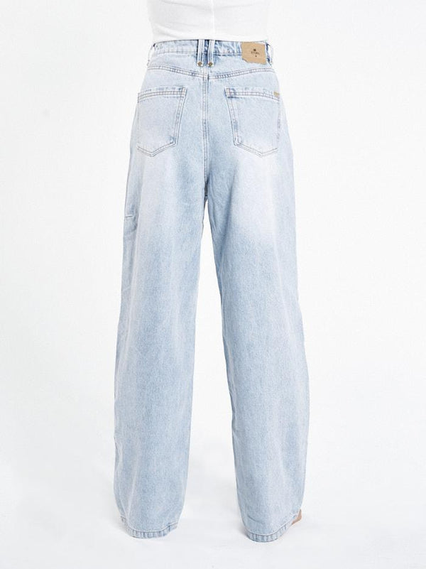 Billie Baggy Jean - Time Worn Blue