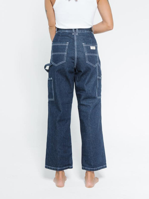 Carpenter Jean - Indigo Rinse