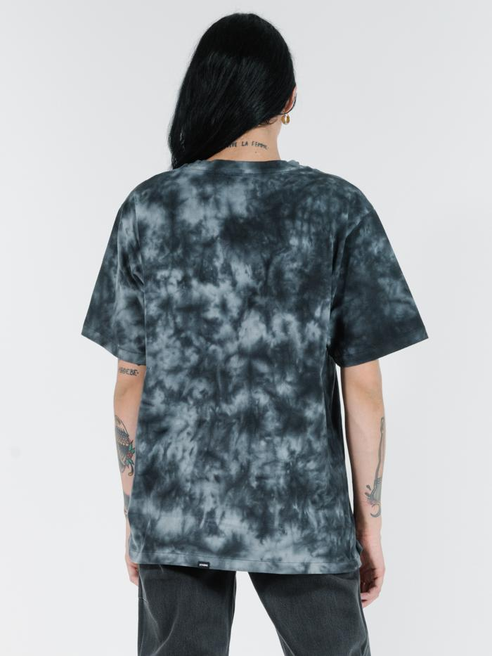 Eagle Eye Merch Fit Tee - Oilspill Black Tie Dye