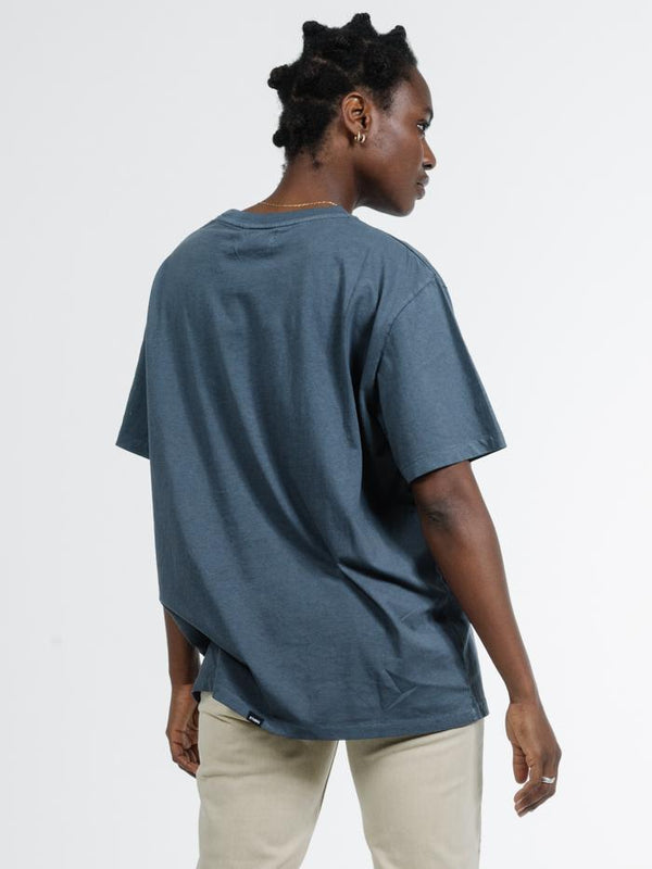 Prosper Merch Tee - Washed Slate