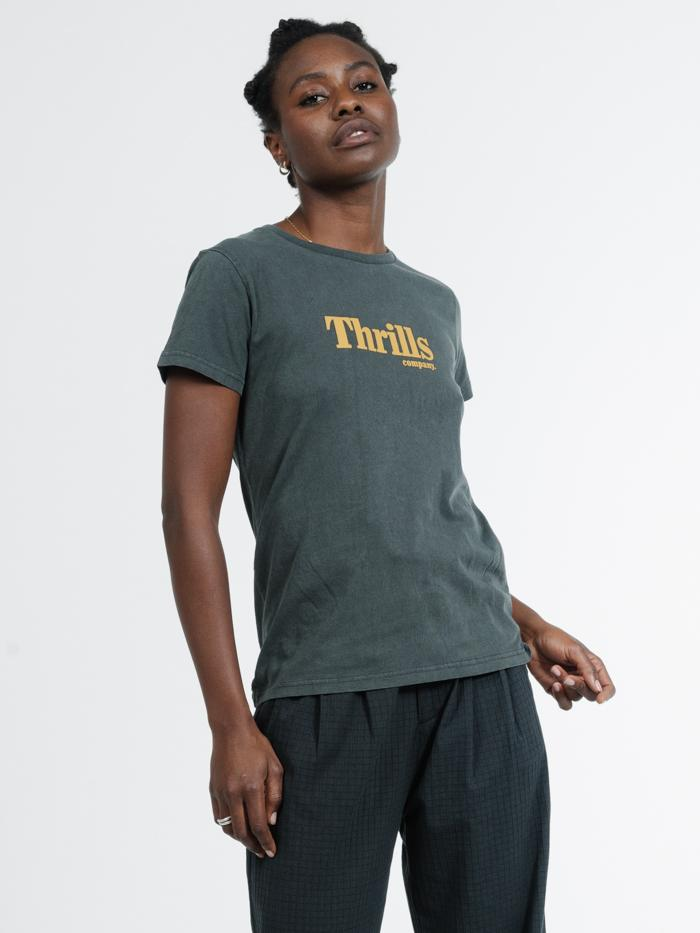 Thrills Chocblock Band Tee - Merch Black