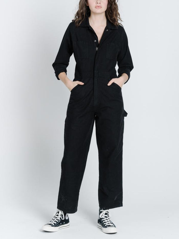 Tab Carpenter Coverall - Black
