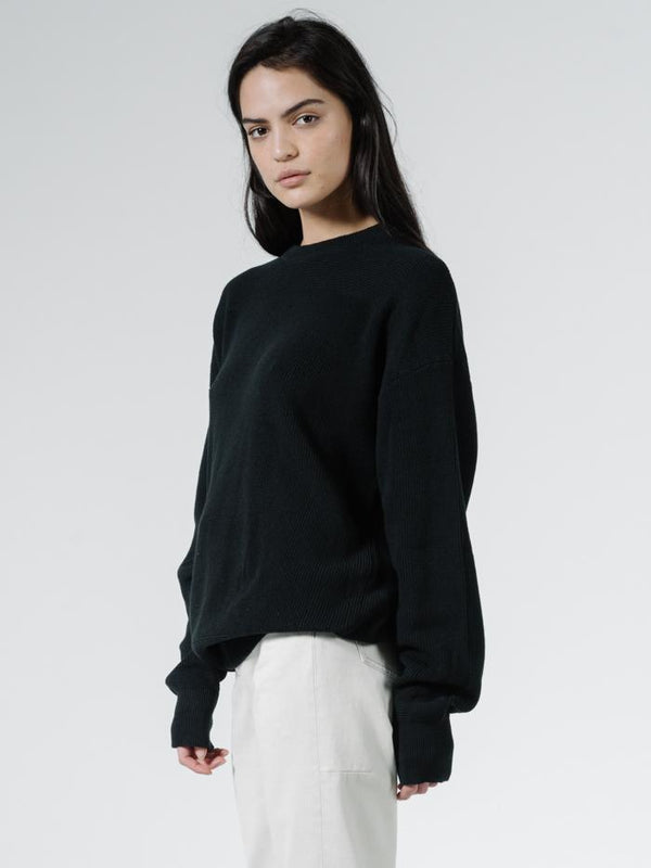 Republic Knit - Black