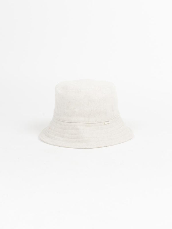 Tash Bucket Hat - Unbleached