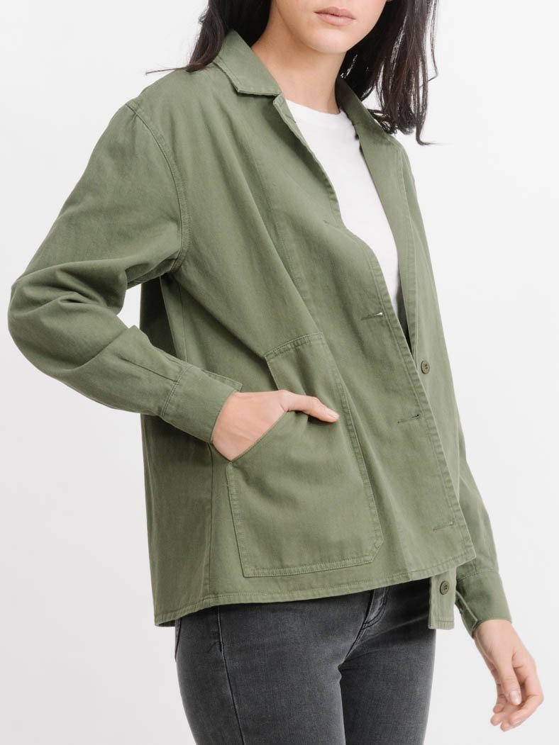 Surplus Jacket - Army Green