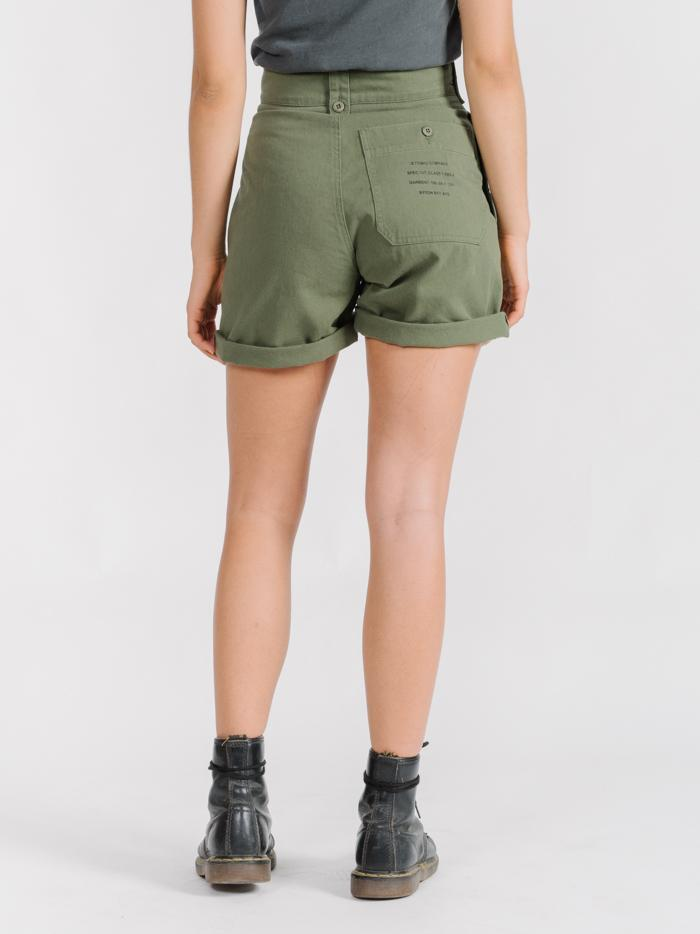Surplus Short - Army Green