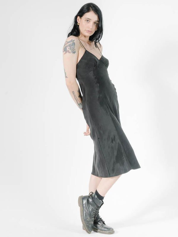 Chateau Dress - Black