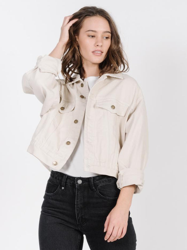 Jessie Jacket - Dirty White