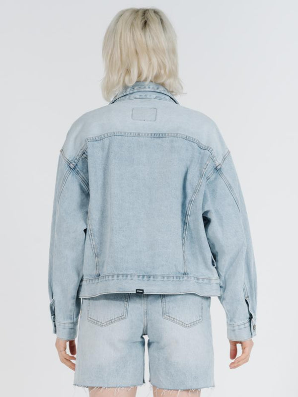 Jessie Jacket - Time Worn Blue