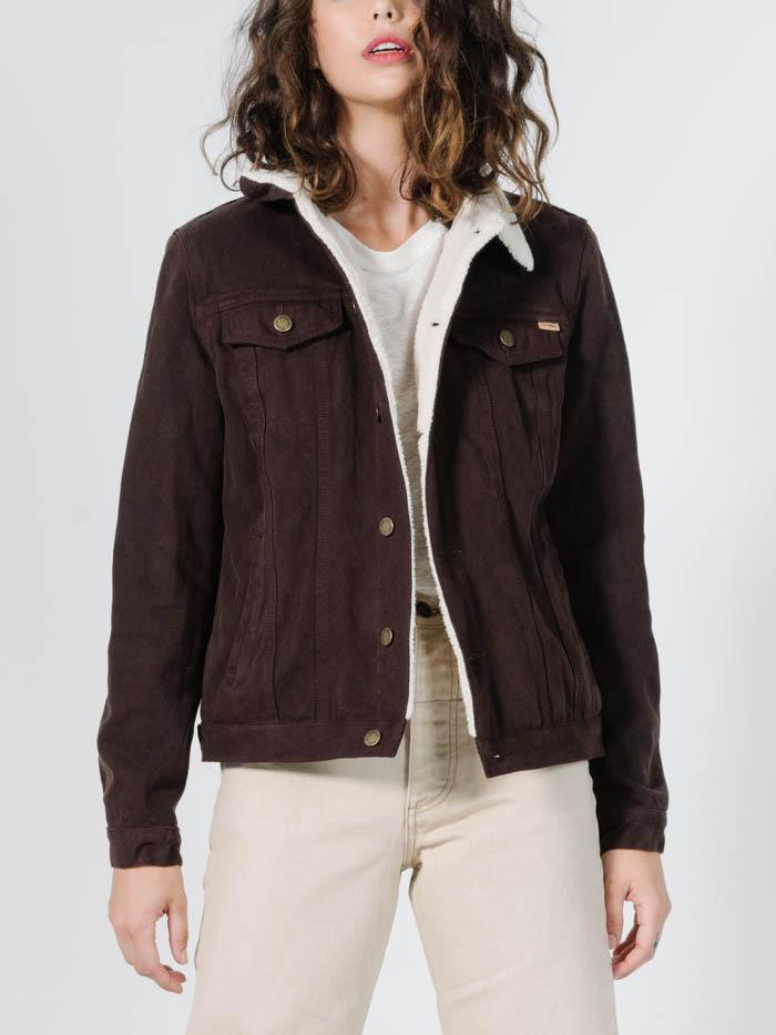 Bianca Jacket - Brown