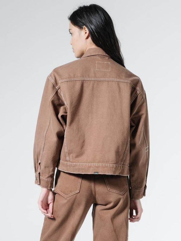 Mercy Jacket - Jarrah