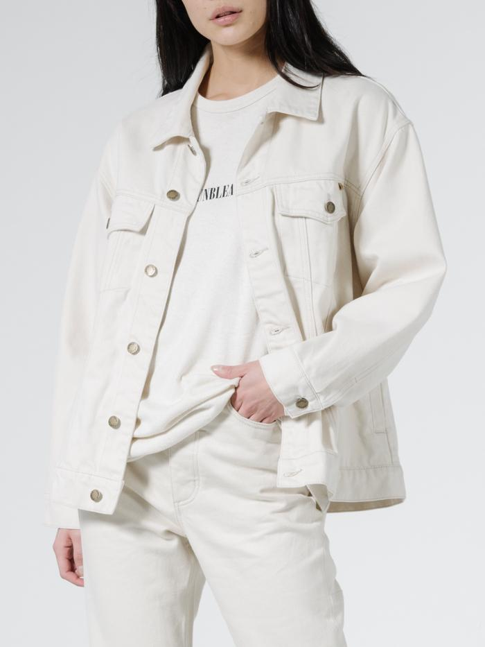 Madi Jacket - Unbleached