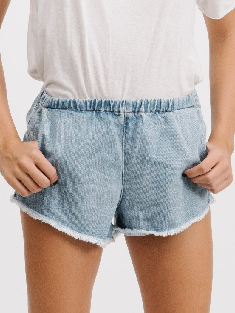 Runner Short - Reckless Blue