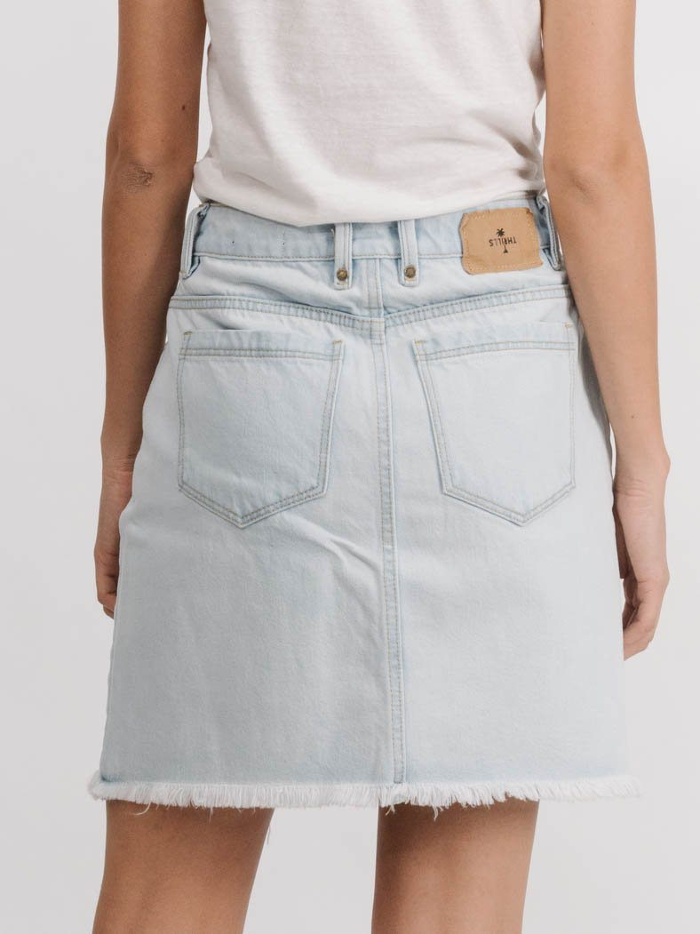 Jane Skirt - Ice Blue