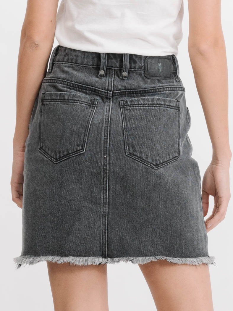 Jane Skirt - Wasted Black
