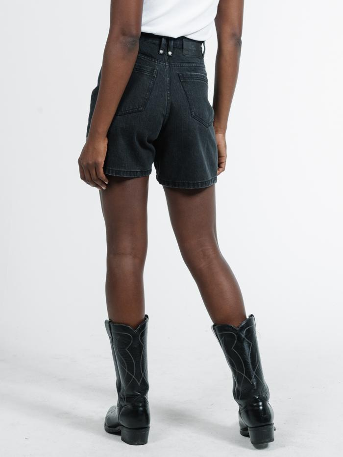 Koko Short - Faded Black