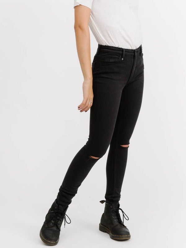 Destroy Dreamer Jeans- Faded Black