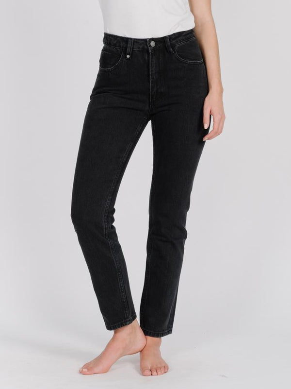 Thelma Jeans- Faded Black