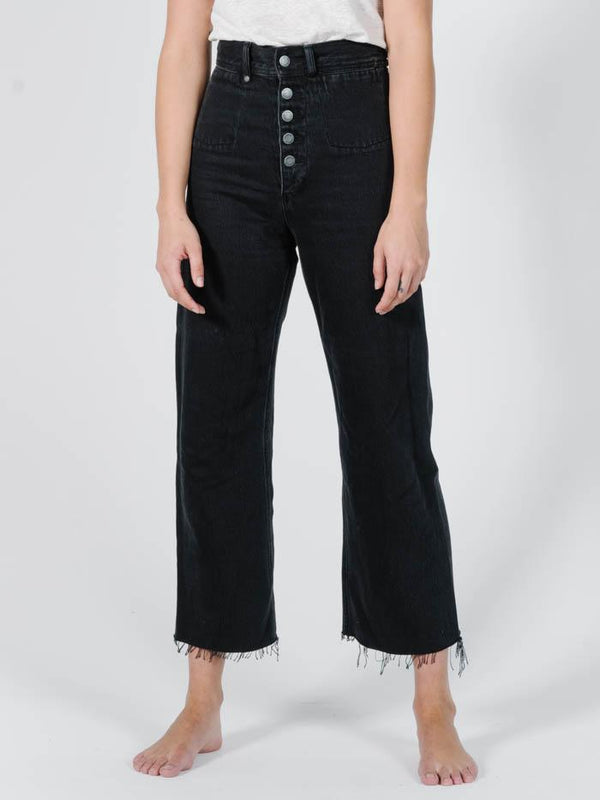 Belle Button Jean - Faded Black