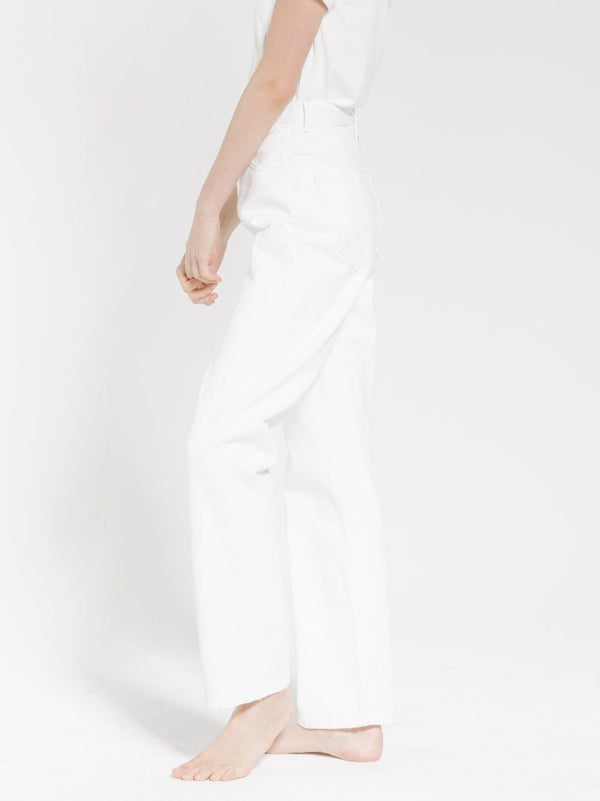 Pulp Jean - Optic White