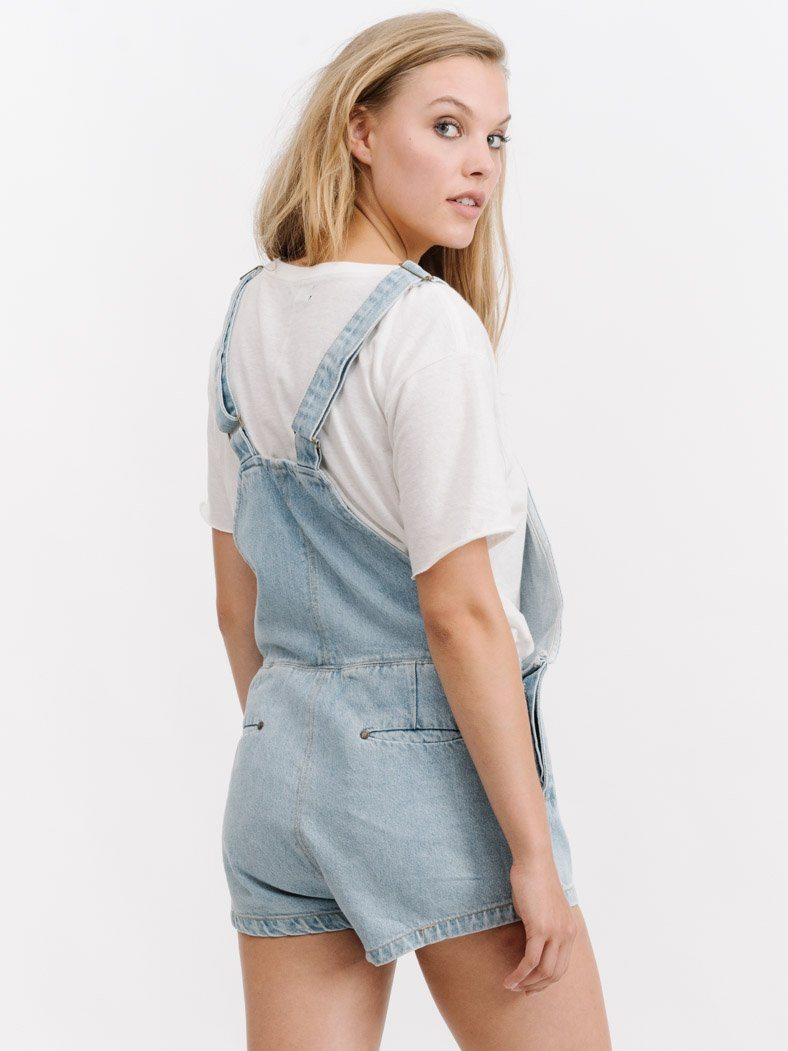 STEALTH SHORT OVERALL - RECKLESS BLUE